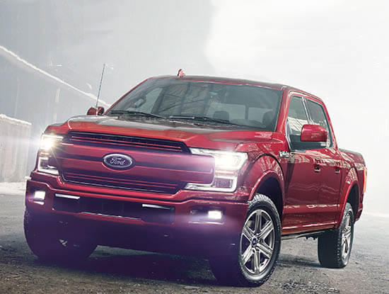 Ford F-150 Lariat rot