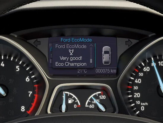 Ford C-Max Kombiinstrument