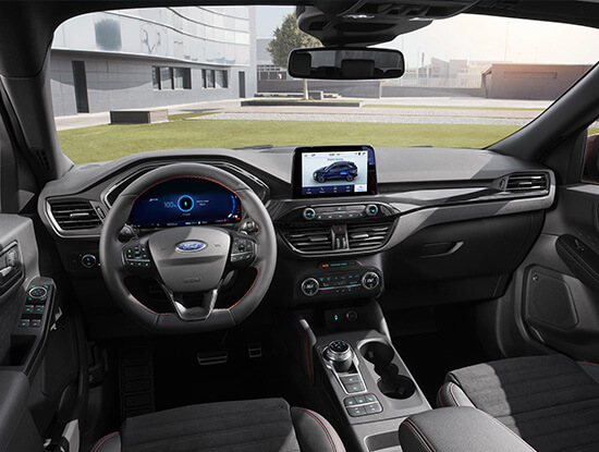 Ford Kuga 2020 Interieur