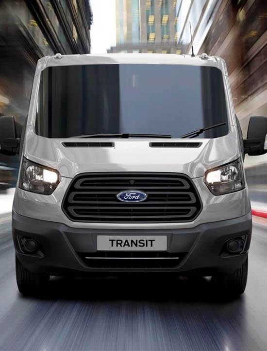 Ford Transit Pritsche Frontal